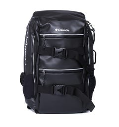 Columbia Street Elite 25L Black Backpack