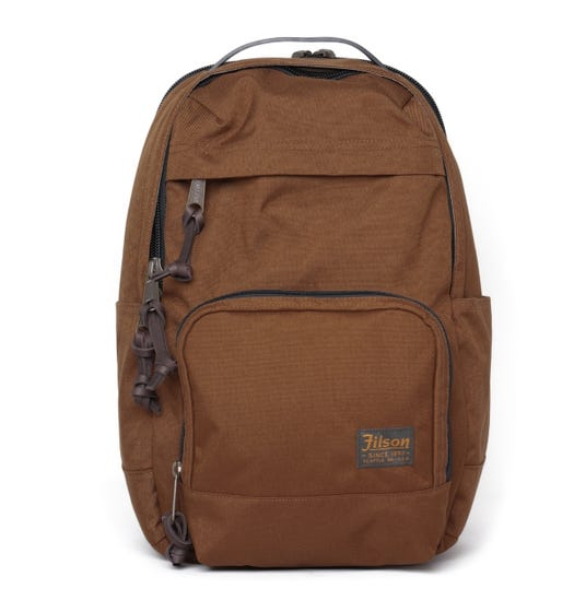 Filson Dryden Backpack - Whiskey Brown