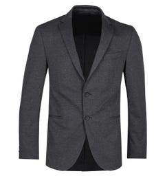 BOSS Norwin-J Jersey Grey Suit Jacket