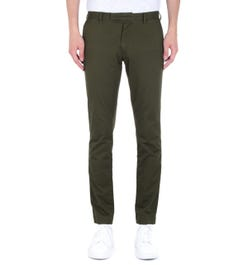Polo Ralph Lauren Olive Green Slim Fit Chinos
