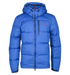 Polo Ralph Lauren El Cap Down Padded Electric Blue Jacket