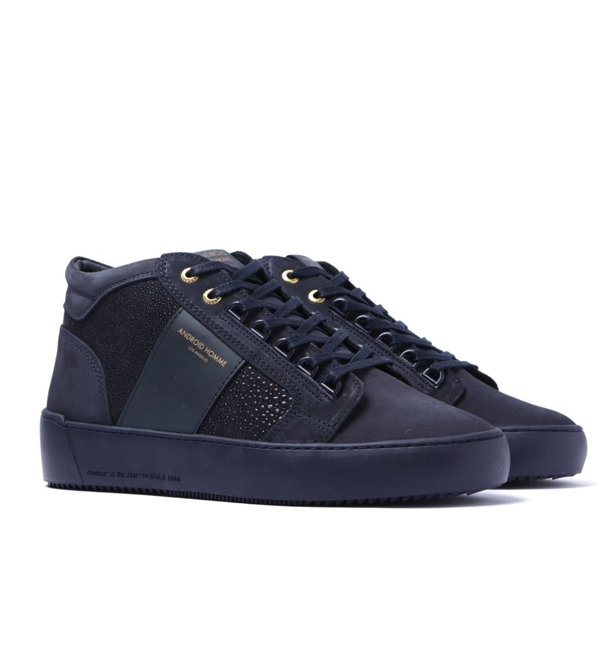 Android Homme Propulsion Mid Navy