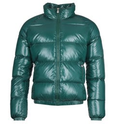 Pyrenex Mythic Down Padded Forest Green Jacket
