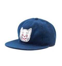 Ebbets Field Flannel Kansas City Katzs 1961 Navy Cap
