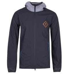 Barbour Beacon Etterick Navy Hooded Jacket