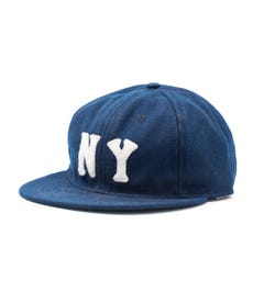 Ebbets Field Flannel New York Black Yankees 1936 Navy Cap