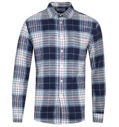 Portuguese Flannel Bleeckers Check Shirt