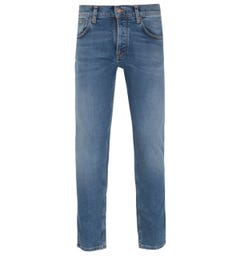 Nudie Jeans Co Grim Tim Ojai Blue Jeans