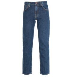 Nudie Jeans Co Gritty Jackson Dark Space Blue Jeans