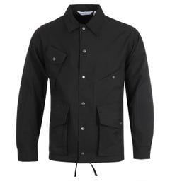 Uniform Bridge Canadian Fatigue Black Jacket