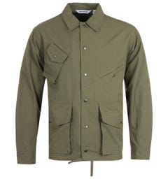 Uniform Bridge Canadian Fatigue Sage Green Jacket