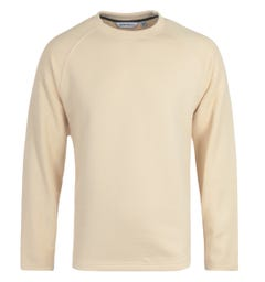 Uniform Bridge Reverse Beige Sweatshirt