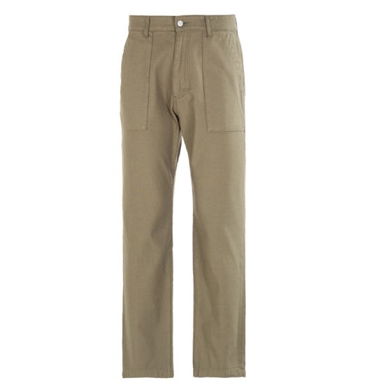 Uniform Bridge Sage Green Army Fatigue Pants