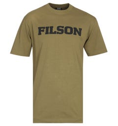 Filson Outfitter Graphic Olive T-Shirt