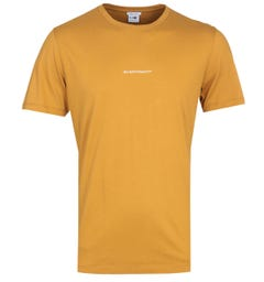 NN07 No Nationality Yellow T-Shirt