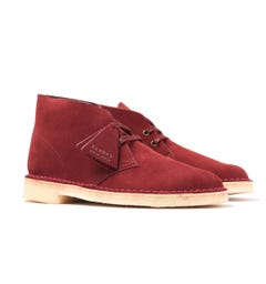Clarks Originals Red Desert Boots