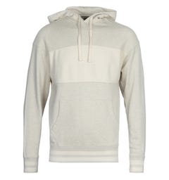 Levi's Relaxed Fit Novelty Neutral Hooded Sweatshirt