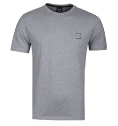 BOSS Tales Mid Grey T-Shirt