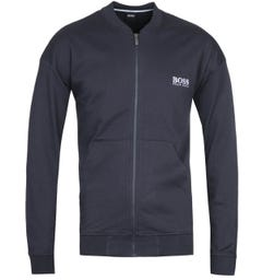 BOSS Bodywear Fashion College Navy Bomber Jacket