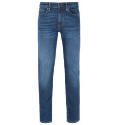 BOSS Slim Fit Delaware Blue Jeans