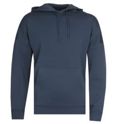 BOSS Sly Oversized Navy Hoodie