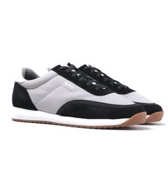 Boss Sonic Run Nylon Grey Trainers