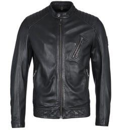 Belstaff V Racer 2.0 Black Leather Jacket