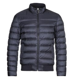 Belstaff Circuit Dark Ink Puffer Jacket