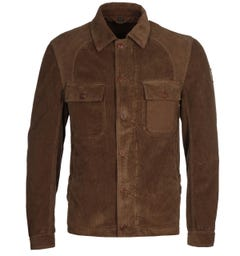 Belstaff Rake Brown Corduroy Jacket