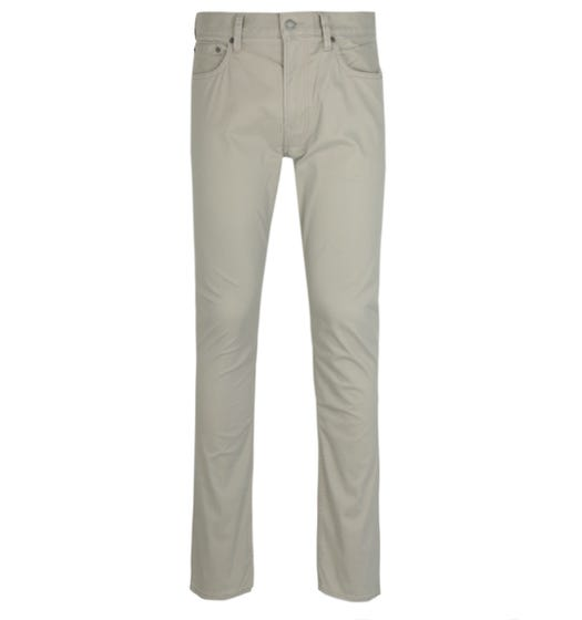Polo Ralph Lauren Beige Slim Straight Chinos