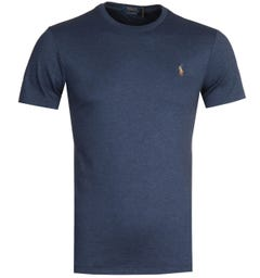 Polo Ralph Lauren Navy Pima T-Shirt