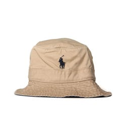 Polo Ralph Lauren Brown Bucket Hat