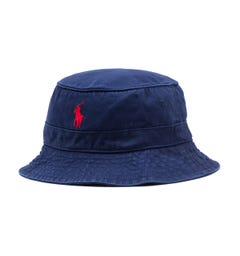 Polo Ralph Lauren Navy Bucket Hat