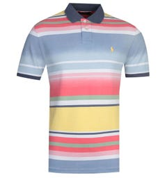 Polo Ralph Lauren Multi Stripe Polo Shirt