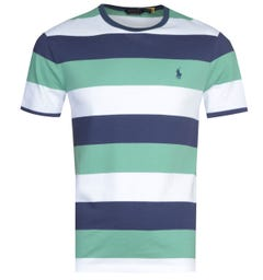Polo Ralph Lauren Stripe Slim Fit T-Shirt