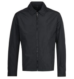 Polo Ralph Lauren Nylon Black Jacket