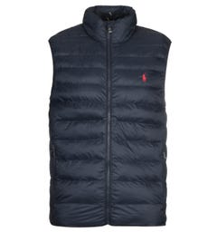 Polo Ralph Lauren Lightweight Padded Navy Gilet
