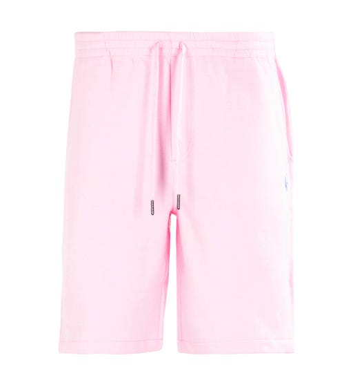 Polo Ralph Lauren Magic Fleece Lined Pastel Pink Shorts