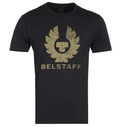 Belstaff Coteland 2.0 Slim Fit Black T-Shirt