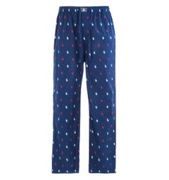 Polo Ralph Lauren All Over Pony Navy Pyjama Pants