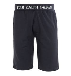 Polo Ralph Lauren Script Waistband Black Shorts