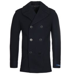 Polo Ralph Lauren Melton Navy Peacoat