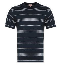 Armor Lux Barnaby Navy T-Shirt