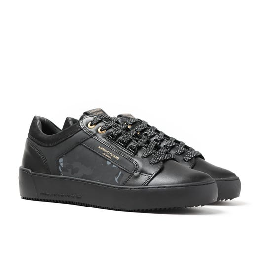 Android Homme Black Camo Venice Trainers