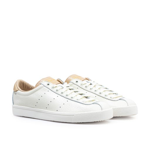 Adidas Originals Lacombe Off White & Pale Nude Trainers