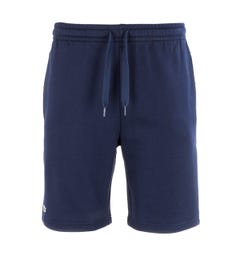 Lacoste Sport Navy Fleece Shorts
