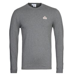 Pyrenex Bario Grey Long Sleeve T-shirt