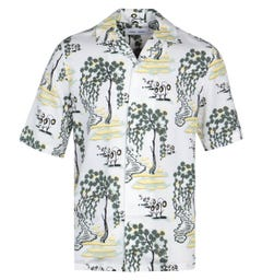 Samsoe & Samsoe Oscar AX All-Over Print 10527 Shirt