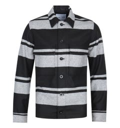 Samsoe & Samsoe Meli 11545 Black & Grey Jacket