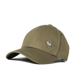 PS Paul Smith Zebra Forest Green Baseball Cap